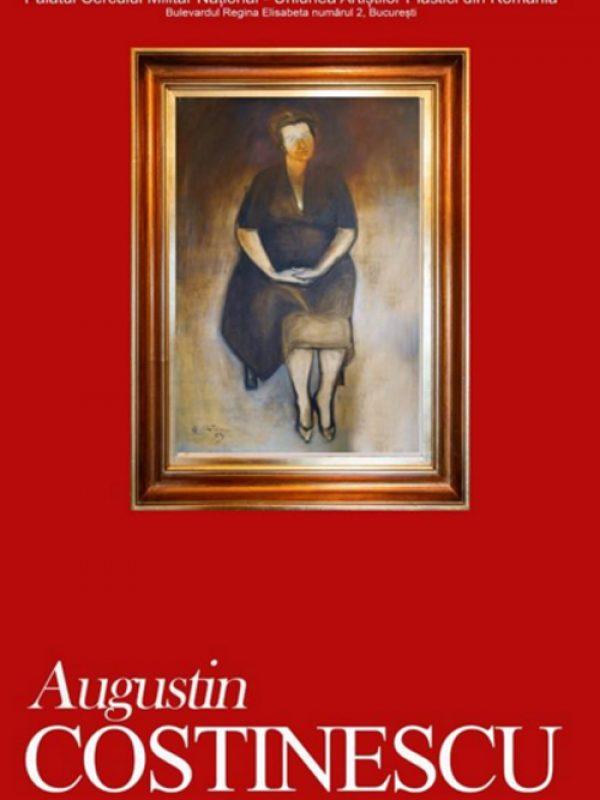 Expoziția de pictură și desen a artistului vizual Augustin Costinescu