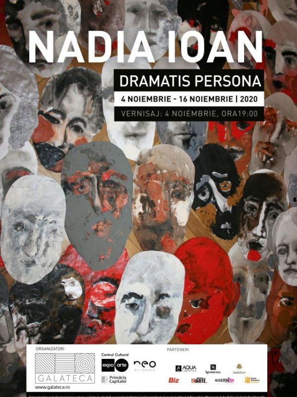 DRAMATIS PERSONA – proiect de artă Nadia Ioan